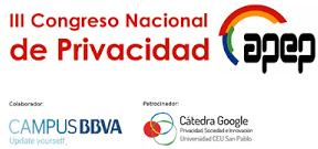 Participación de Firma-e en el III Congreso Nacional de Privacidad APEP