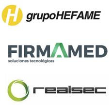 """Desayuno Firmamed, Realsec y Grupo Hefame sobre """"Cifrado Digital"""""""